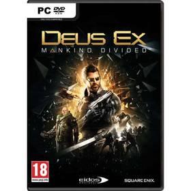 SQUARE ENIX PC Deus Ex: Mankind Divided (418329)