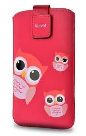 """FIXED Velvet Owlet, 3XL (vhodné pro 5"""") (RPVEL-054-3XL) červené"""