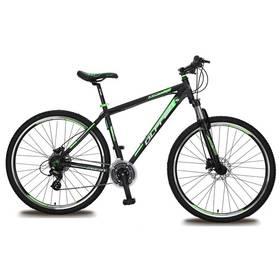 """Olpran APOLLO 13 29"""" černé/zelené + Reflexní sada 2 SportTeam (pásek, přívěsek, samolepky) - zelené v hodnotě 58 Kč + Doprava zdarma"""