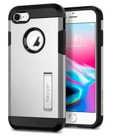 Spigen Tough Armor 2 pro Apple iPhone 7/8 (054CS22217) stříbrný