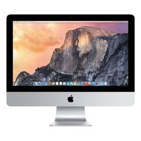"""Apple iMac 21,5"""" (MK442CZ/A) stříbrný + Doprava zdarma"""