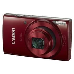 Canon IXUS 180 červený + Doprava zdarma