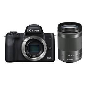 Canon EOS M50 + EF-M18-150 (2680C042) černý + Doprava zdarma