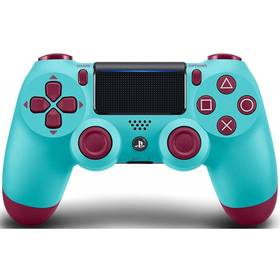 Sony Dual Shock 4 pro PS4 v2 - Berry Blue (PS719718611)