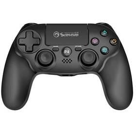 Marvo GT-64, bezdrátový, PC/PS4 (GT-64) černý
