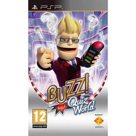 Sony PSP Buzz! Quiz CZ (Essentials) (PS719194071)
