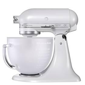 KitchenAid Artisan 5KSM156EFP Příslušenství k robotu KitchenAid 5KFE5T plochý šlehač se stěrkou (zdarma)Příslušenství k robotu KitchenAid KB3SS nerezová mísa (3l) (zdarma) + Doprava zdarma
