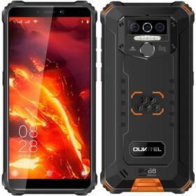 Oukitel WP5 Pro (WP5 Pro Orange) černý/oranžový