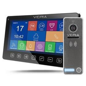 VERIA set videotelefonu VERIA 7076C + VERIA 230 (S-7076C-230) čierny