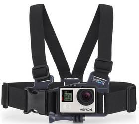 GoPro Junior na prsa (ACHMJ-301) černý + Doprava zdarma