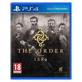 Hra Sony PlayStation 4 The Order: 1886 (PS719284994)