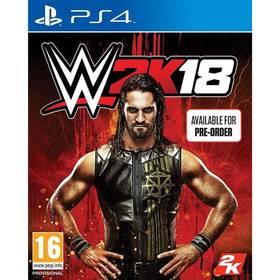 Take 2 PS4 WWE 2K18 (PS4 HRA)