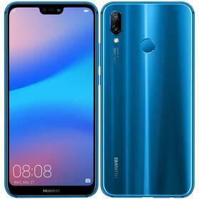 Huawei P20 lite (SP-P20LDSLOM) modrý SIM s kreditem T-Mobile 200Kč Twist Online Internet (zdarma)Software F-Secure SAFE, 3 zařízení / 6 měsíců (zdarma)