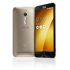 Asus ZenFone 2 32 GB ZE551ML (90AZ00A4-M04120 ) zlatý (vrácené zboží 8800576212)