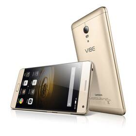 Lenovo VIBE P1 PRO (PA1N0307CZ) zlatý SIM s kreditem T-Mobile 200Kč Twist Online Internet (zdarma)Voucher na skin Skinzone pro Mobil CZSoftware F-Secure SAFE 6 měsíců pro 3 zařízení (zdarma) + Doprava zdarma