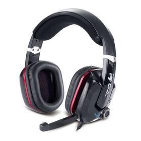 Genius GX Gaming HS-G700V Cavimanus (31710043101) černý
