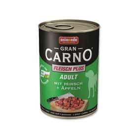 Animonda Adult Gran Carno jelení maso + jablka 400g