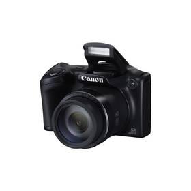 Canon PowerShot SX400 IS (9545B002) černý + Doprava zdarma