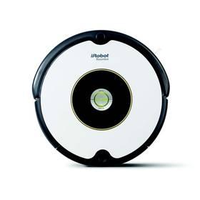 iRobot Roomba 605 černý/bílý + Doprava zdarma