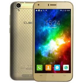 CUBOT Manito (MTOSCTMANI051) zlatý Software F-Secure SAFE 6 měsíců pro 3 zařízení (zdarma) + Doprava zdarma