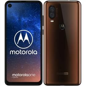 Motorola Moto One Vision (PAFB0007RO) bronzový