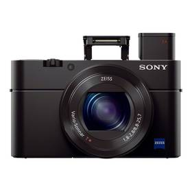 Sony Cyber-shot DSC-RX100 III černý + Doprava zdarma