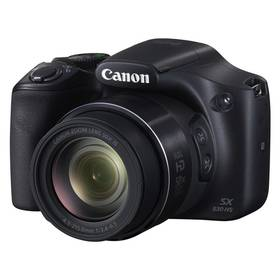Canon PowerShot SX530 HS (9779B002AA) černý + Doprava zdarma