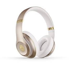 Studio Wireless Over-Ear Headphones - Gold (MHDM2ZM/B)