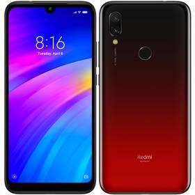 Mobilní telefon Xiaomi Redmi 7 32 GB Dual SIM (22369) červený (vrácené zboží 8800298290)