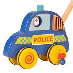 Policejní auto na tyči Fiesta Crafts 2v1