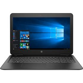 Notebook HP Pavilion Power 15-bc411nc (4MH28EA#BCM) černý