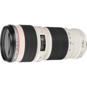 Canon EF 70-200 mm f/4.0L USM (2578A013AA) čierny/biely