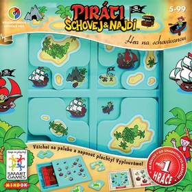 Hra Mindok SMART - Piráti