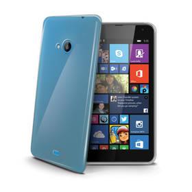 Celly Gelskin pro Nokia Lumia 535 (GELSKIN469) průhledný (Náhradní obal / Silně deformovaný obal 5800133032)