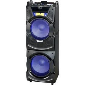 AKAI DJ-S5H černý