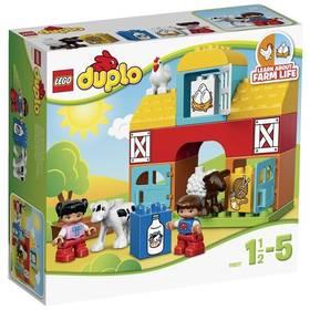 Lego® DUPLO Toddler 10617 Moje první farma