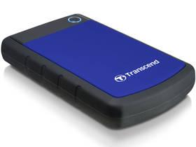 Transcend StoreJet 25H3B 1TB (TS1TSJ25H3B) černý/modrý