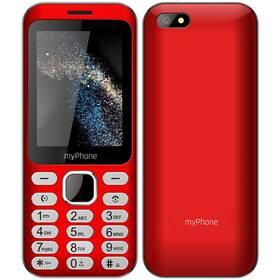 myPhone Maestro (TELMYMAESTRORE) červený