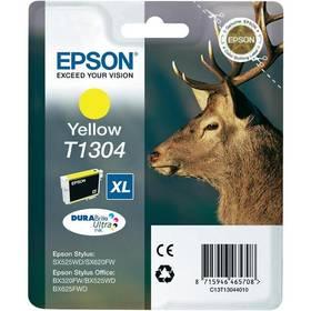 Epson T1304, 10ml - originální (C13T13044010) žlutá
