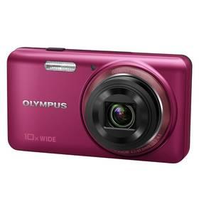 Digitální fotoaparát Olympus VH-520 červený