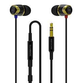 SoundMAGIC E10 zlatá
