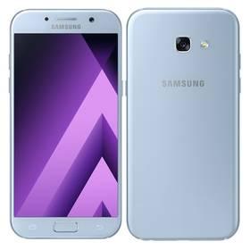 Samsung Galaxy A5 (2017) (SM-A520FZBAETL) modrý Paměťová karta Samsung Micro SDHC EVO 32GB class 10 + adapter (zdarma)Software F-Secure SAFE 6 měsíců pro 3 zařízení (zdarma)Voucher na skin Skinzone pro Mobil CZ + Doprava zdarma