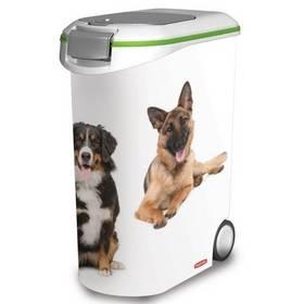 Box na krmivo Curver kontejner na 20 kg suchého krmiva pro psy