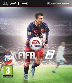 EA PlayStation 3 FIFA 16 (EAP318114)