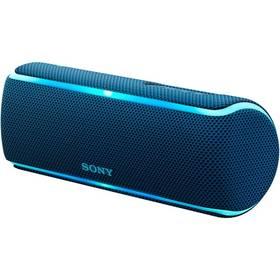 Sony SRS-XB21 (SRSXB21L.CE7) modrý