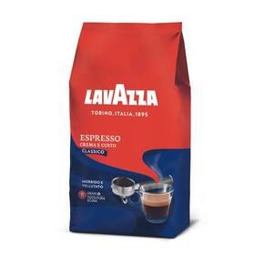 Káva zrnková Lavazza Crema E Gusto 1000g