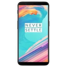 OnePlus 5T 128 GB Dual SIM černý Software F-Secure SAFE, 3 zařízení / 6 měsíců (zdarma) + Doprava zdarma