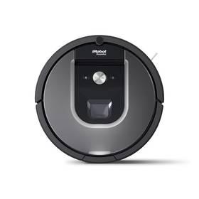 Vysávač robotický iRobot Roomba 960 čierny/strieborný