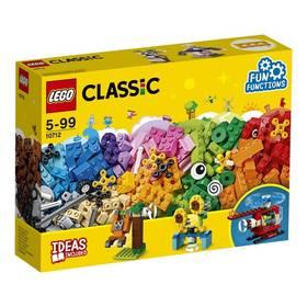 LEGO® CLASSIC® 10712 Kostky a ozubená kolečka
