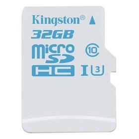 Kingston MicroSDHC 32GB UHS-I U3 (90R/45W) (SDCAC/32GBSP)